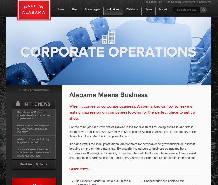 Corporate Operations