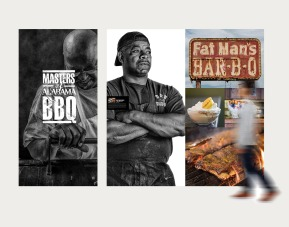 Masters of Alabama BBQ exhibit