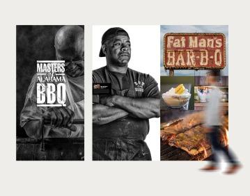 Masters of Alabama BBQ exhibit